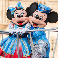 "Tokyo DisneySea 15th Anniversary: ""The Year of Wishes"""