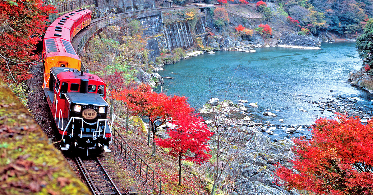 The Sagano Railway