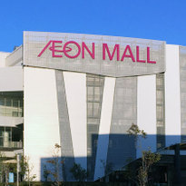 We visited some popular stores at AEON MALL