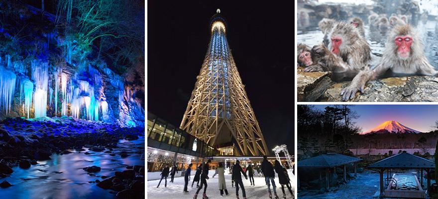 東京出發!越冷越人氣的5大冬季觀光勝地說走就走! 1
