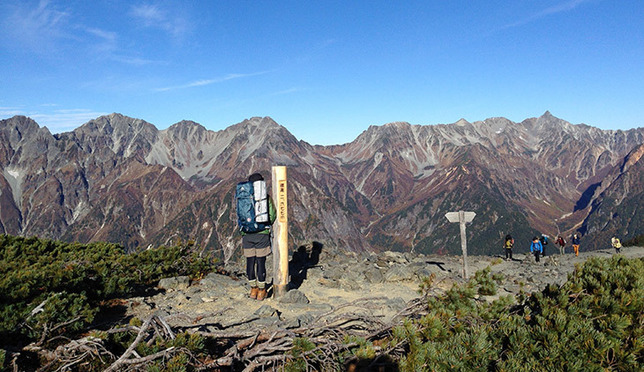 Hiking in Nagano Prefecture! Northern Japan Alps Panorama-Ginza and Azumino Sightseeing