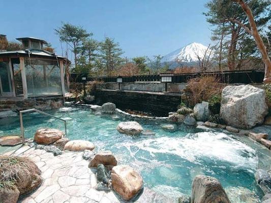 Mt  Fuji Panorama Spa YURARI | DiGJAPAN!