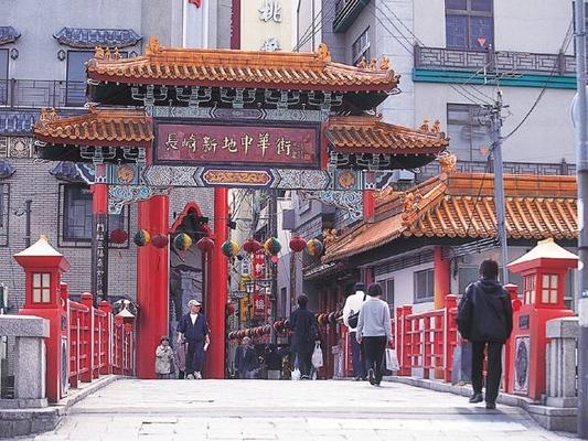 長崎 中華 街