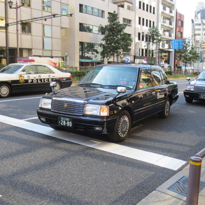 Transportation in Japan: Taxis
