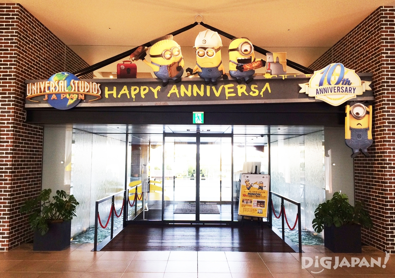 A Look Inside Japan's First Minions Room_23