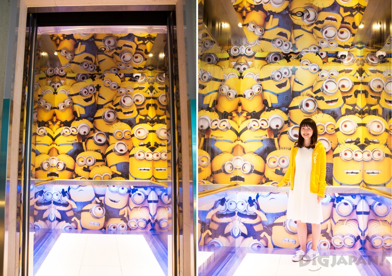 A Look Inside Japan's First Minions Room_3