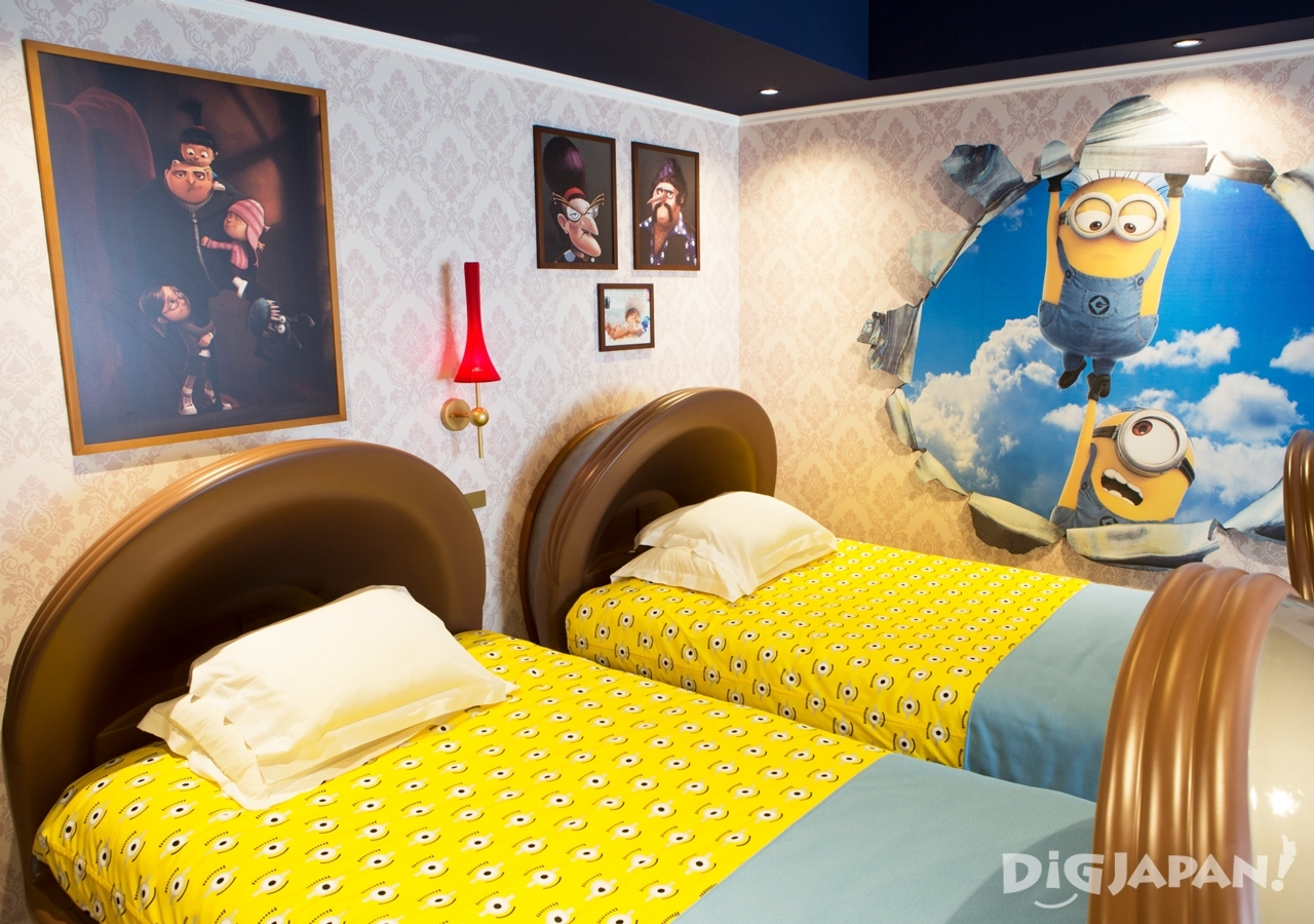 A Look Inside Japan's First Minions Room_6