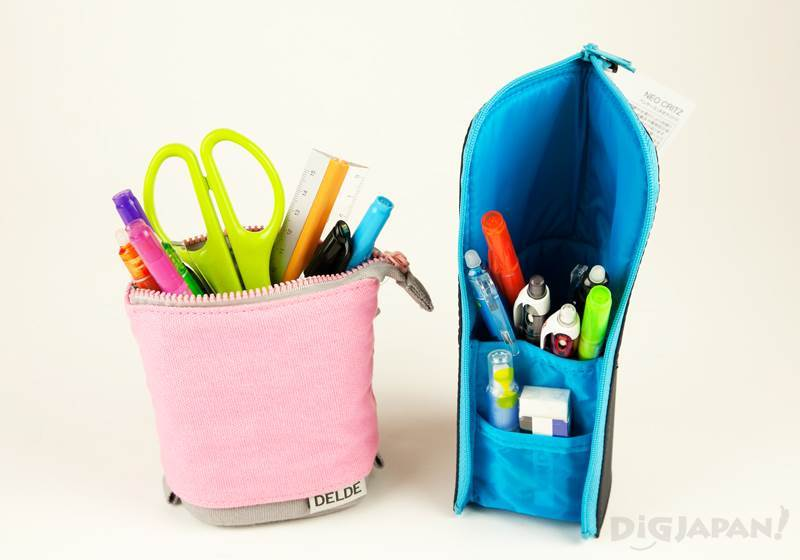Combo Pen Case Stands at LOFT