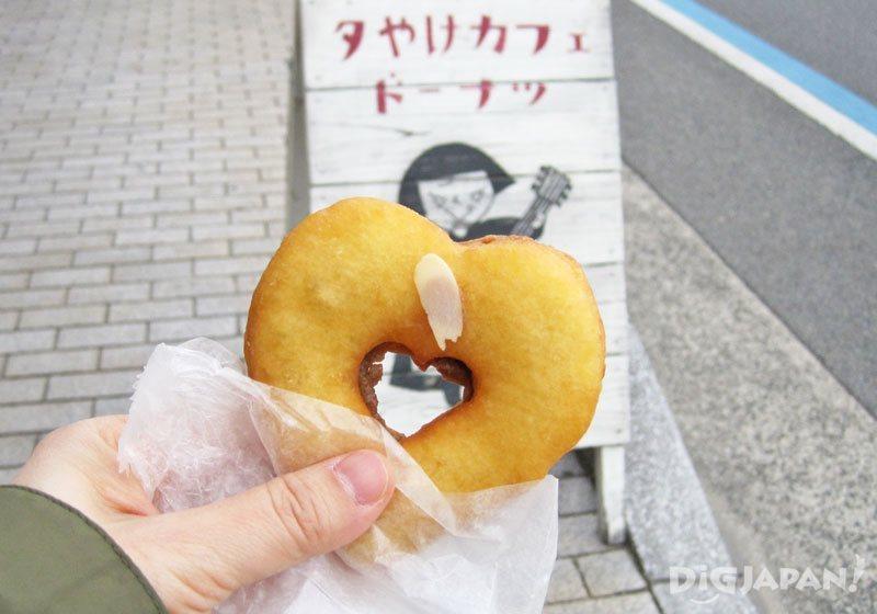 花生醬豆腐甜甜圈