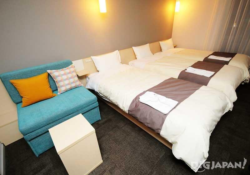 Henn-na Hotel舞濱東京灣客房1