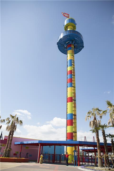60米的Observation Tower