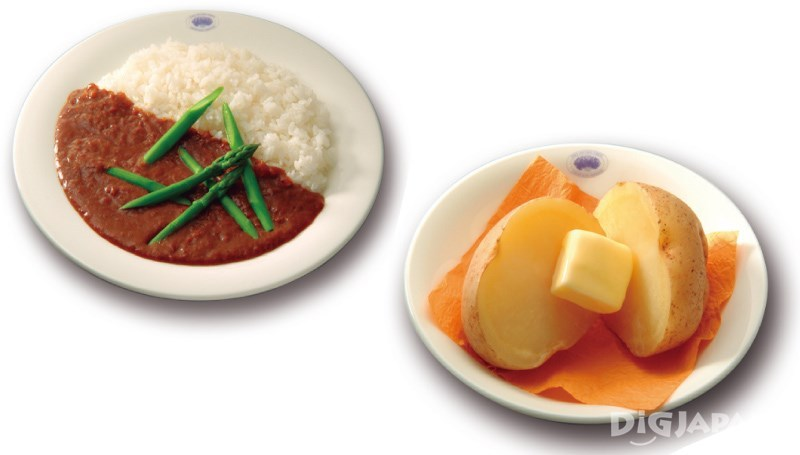 北海道時蔬咖喱奶油富良野產男爵馬鈴薯