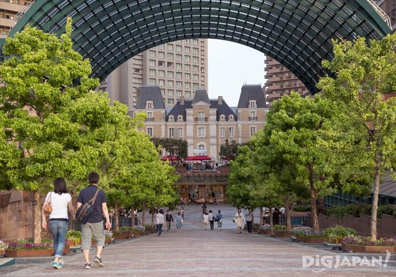 惠比壽花園廣場1