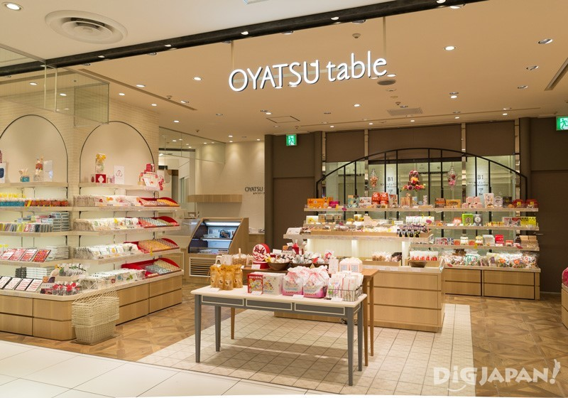 OYATSU table