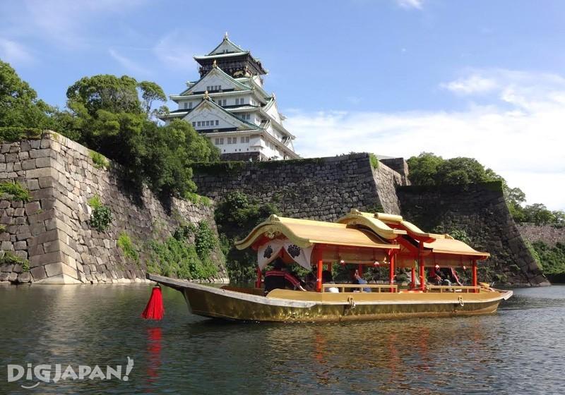 大阪城御座船