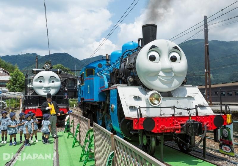 真實版的「湯瑪士號火車」