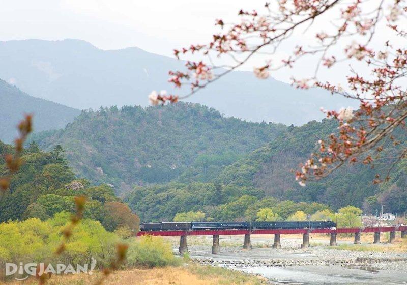 大井川第一橋梁
