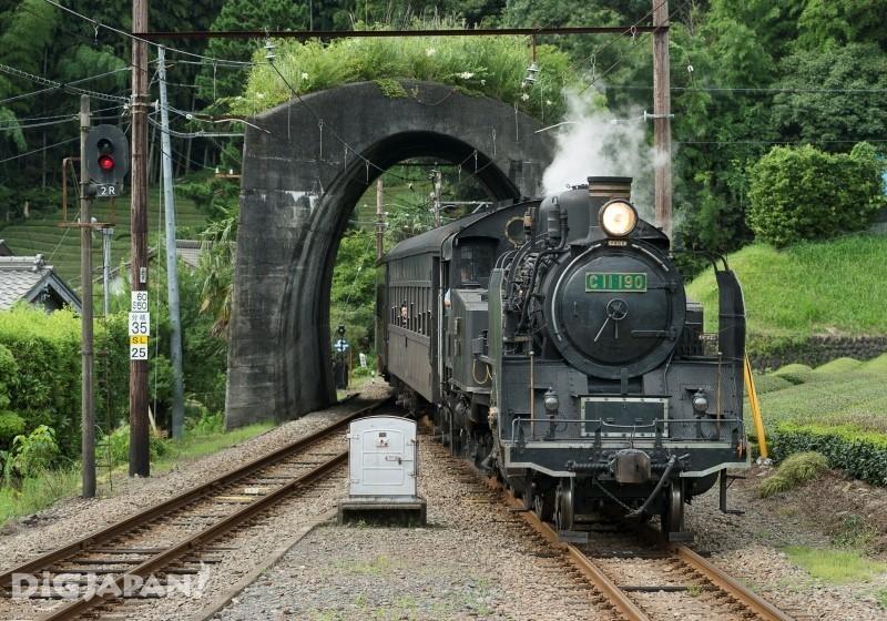 日本第一短隧道