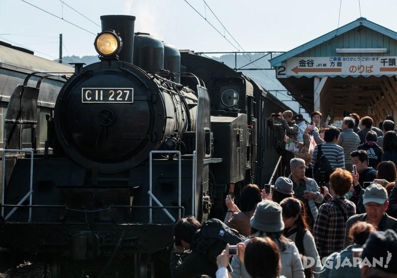 大井川鐵道 蒸汽火車