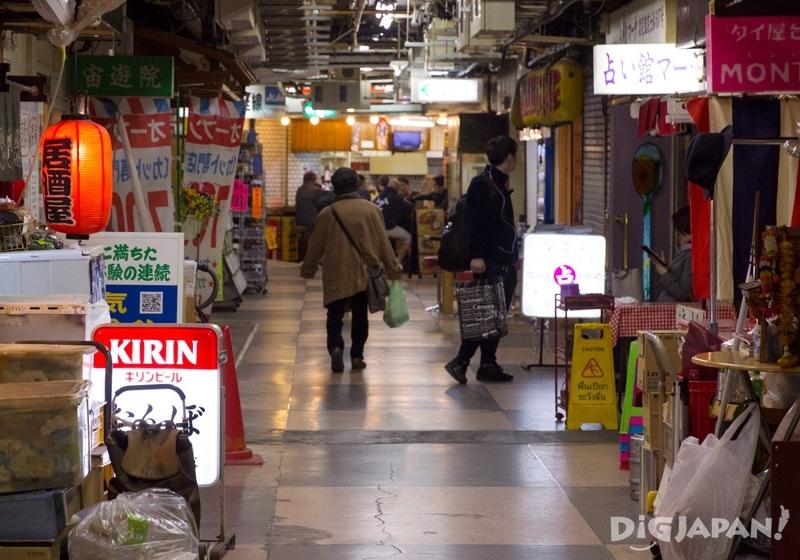 淺草地下商店街