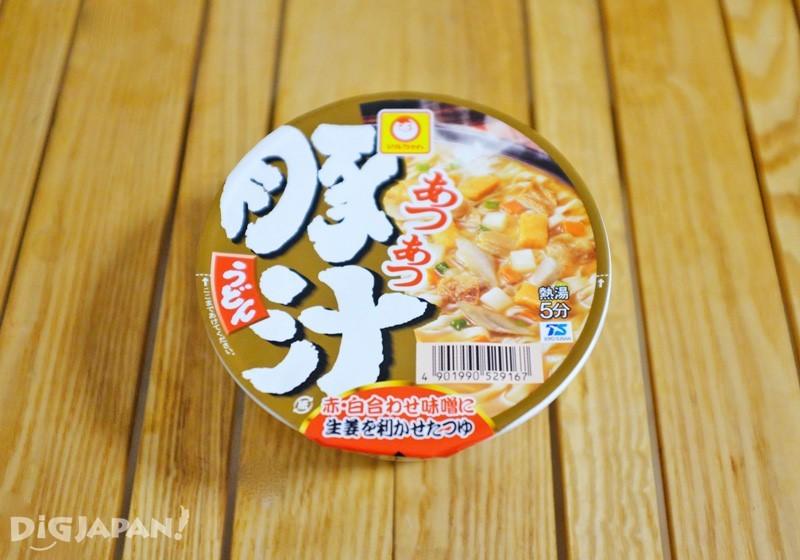 Atsu atsu豚汁烏龍麵
