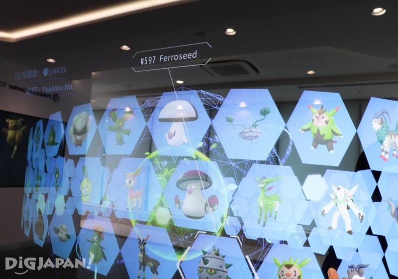 玻璃牆面上的超大觸摸屏