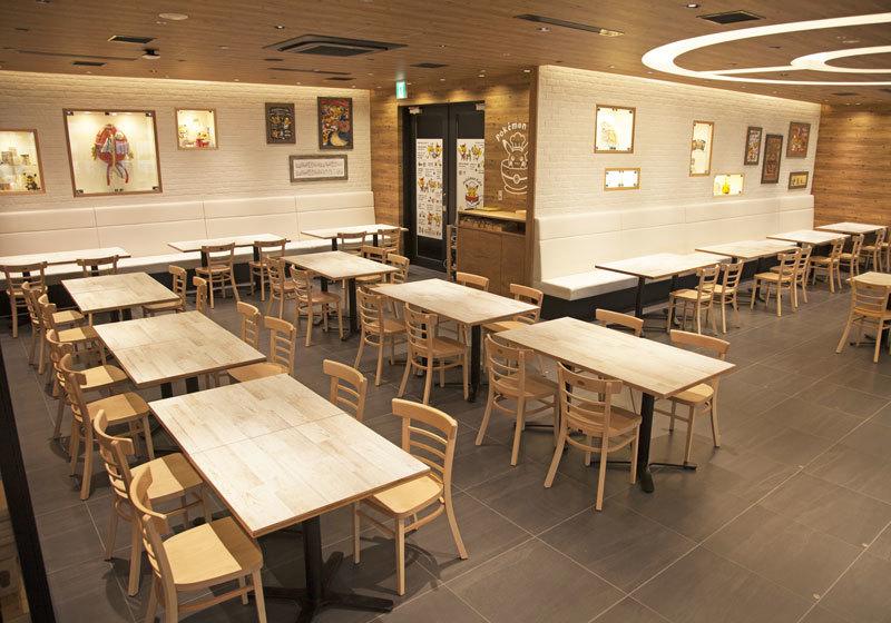 寬敞明亮的咖啡廳2