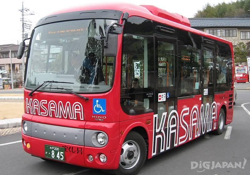 笠間觀光周遊巴士