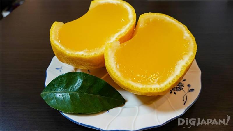 季節限定的「夏柑糖」5